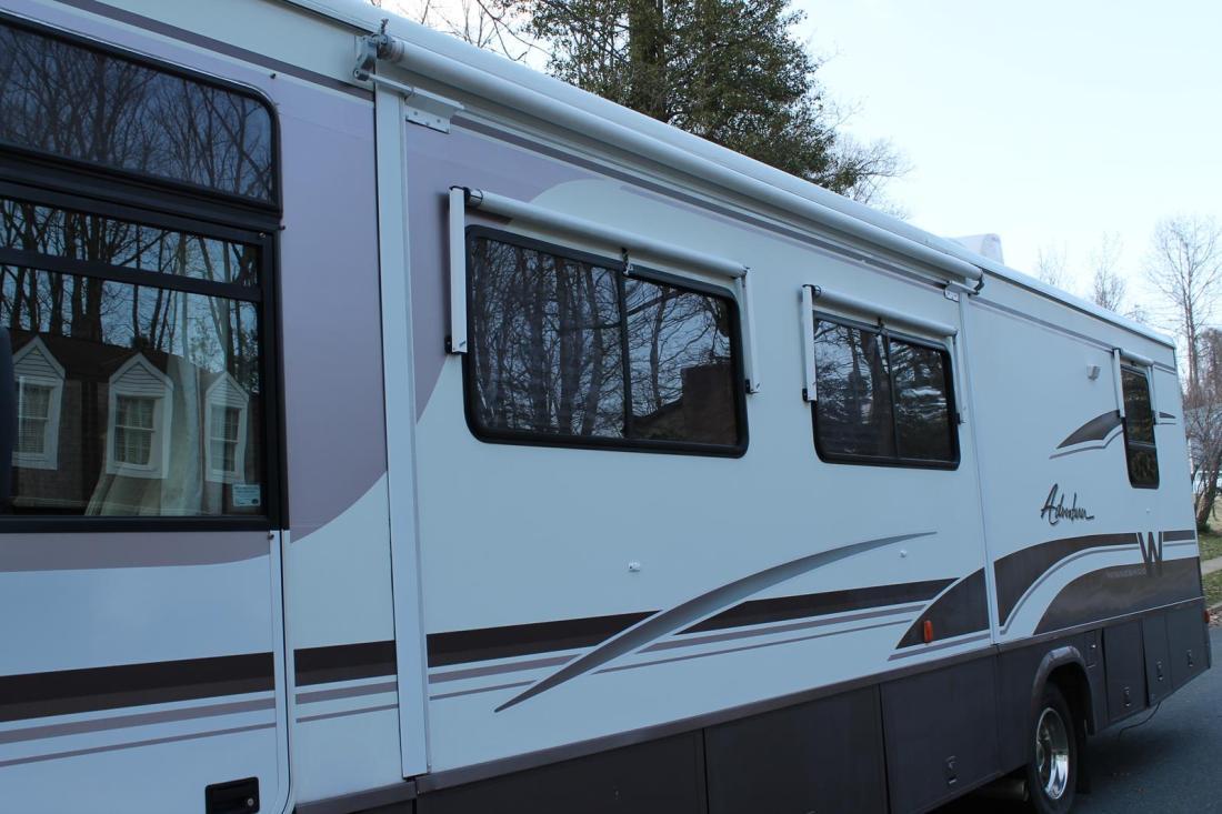 2000 Loan Bad Credit >> 2000 Winnebago Adventurer 35U For Sale by Owner in Arnold, Maryland