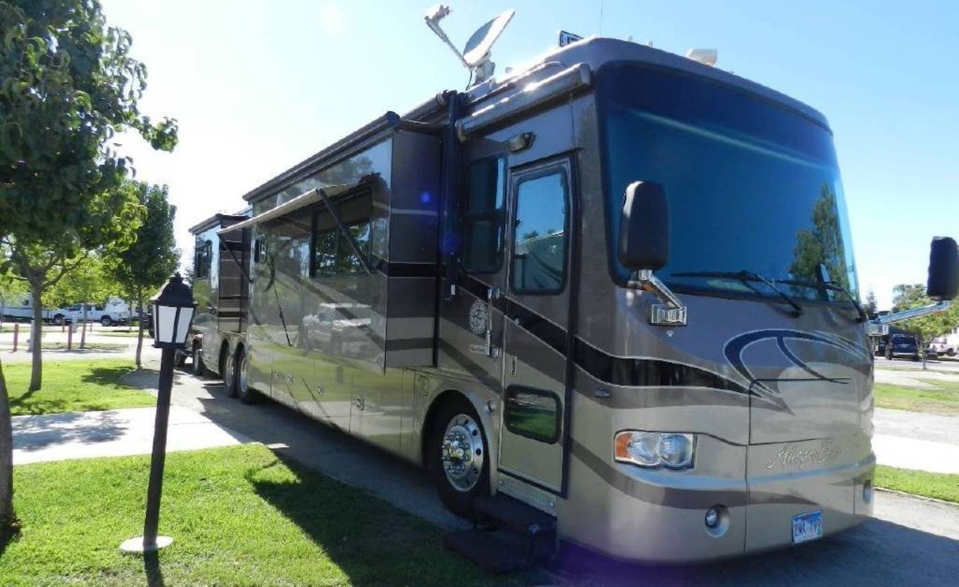 2007 Tiffin Allegro Bus 42QRP | TIFFIN Motorhomes For Sale